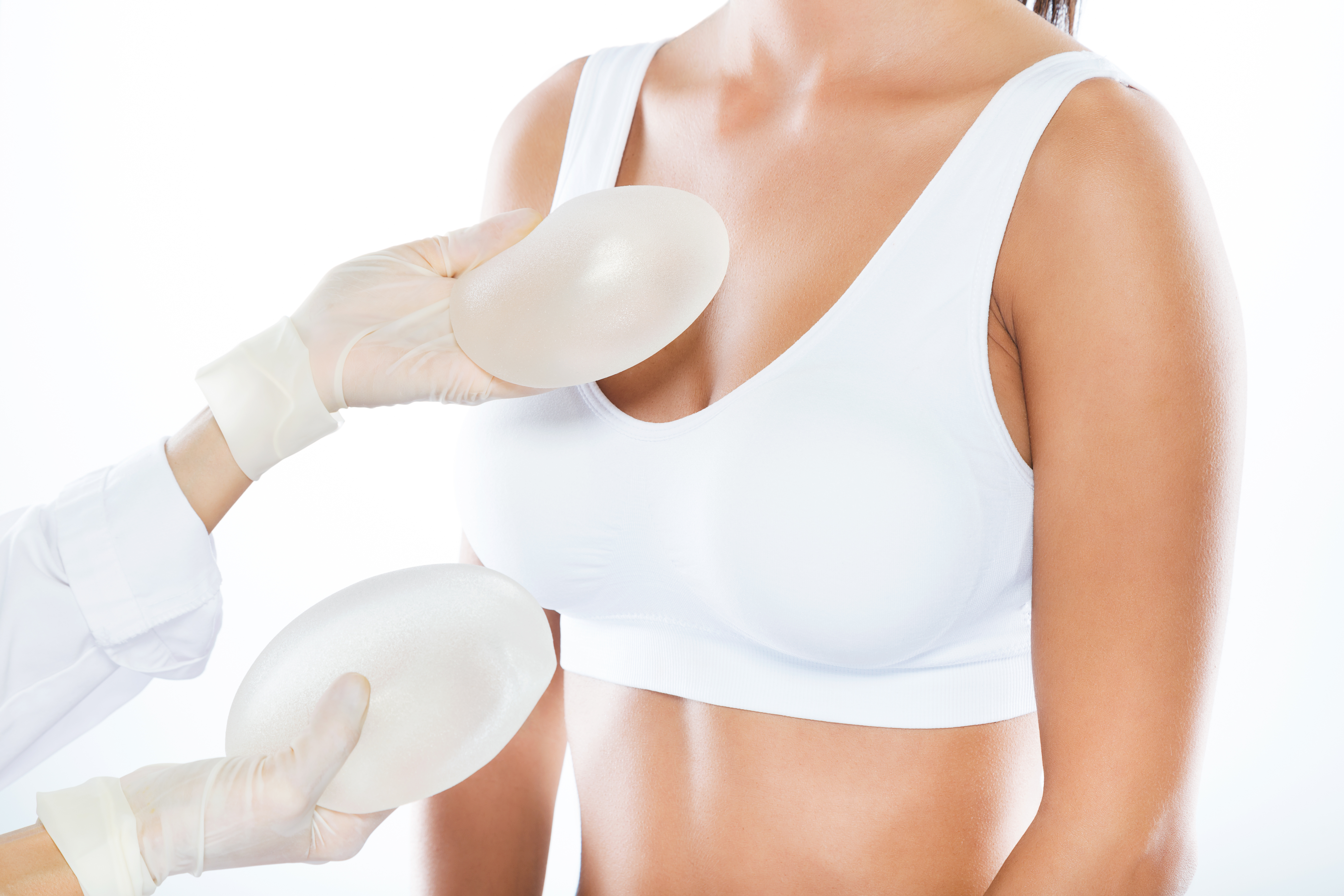 Silicone Breast Implants | Houston | Aesthetic Surgery Institute
